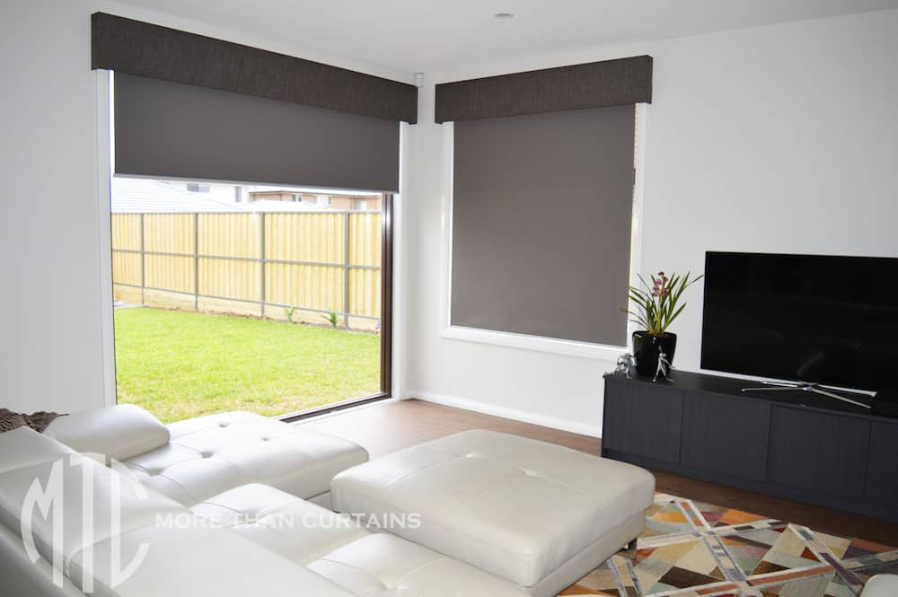 Blockout Roller Blinds With Pelmets Kellyville 1 More