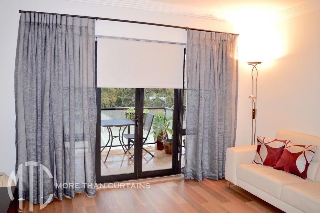 Sheer Curtains With Roller Blinds Curtain Menzilperde Net