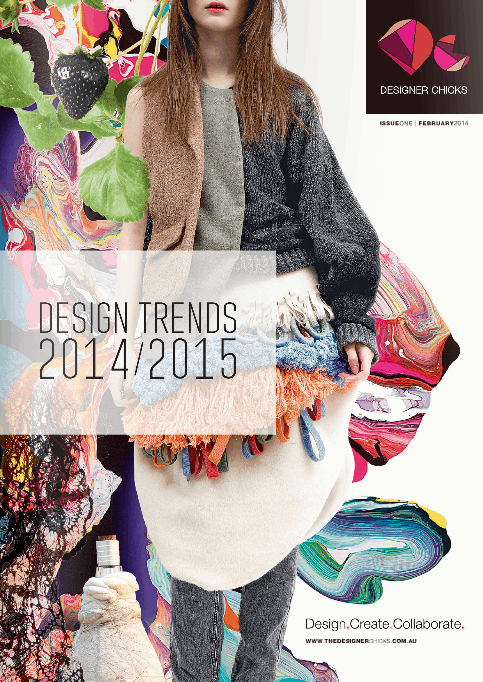 The Designer Chicks Trends 2014:2015