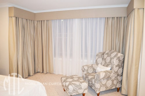 Treatments For Corner Windows More Than Curtains