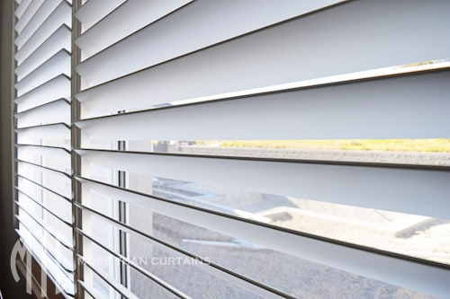 Caring For Your Shutters More Than Curtains