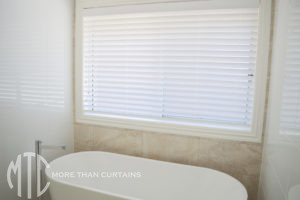 Venetian blinds bathroom- North Kellyville