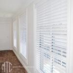Venetian blinds hallway - North Kellyville