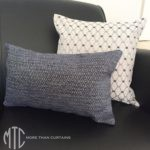 Square cushion & breakfast cushion - St Ives