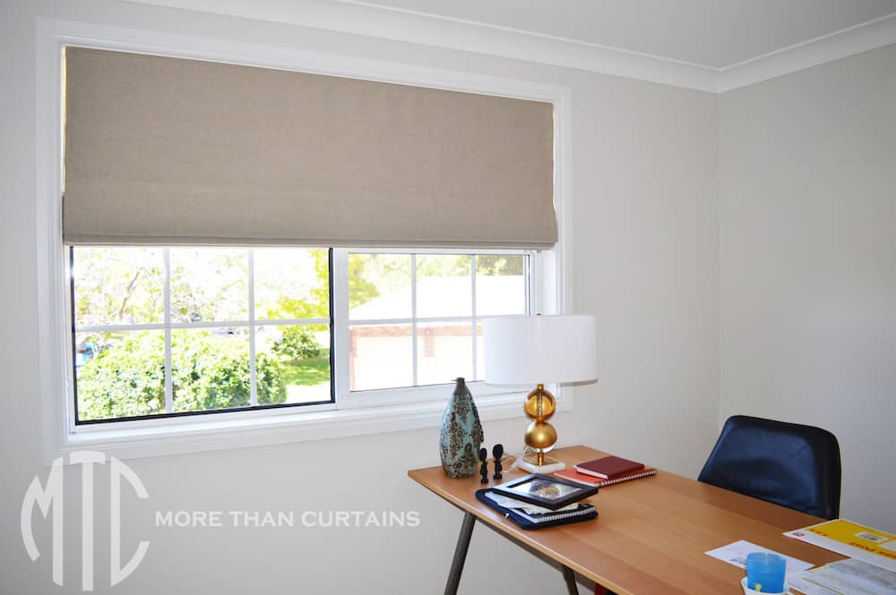 Roman Blind Study More Than Curtains