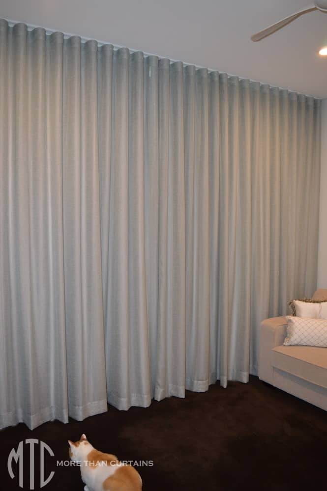 Sheer S Fold Curtains With Lining Bella Vista1 2 More