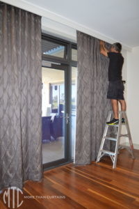 MTC CURTAIN INSTALLATION