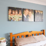 Blue Feature wall - Toongabbie
