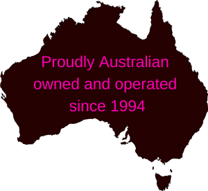 Proudly Australian owned and operated since 1994