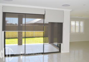Dual roller blinds - North Richmond