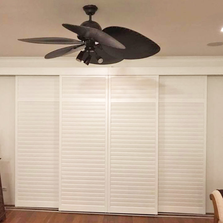 Sliding Shutters - Tennyson Point 1